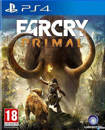 Far Cry Primal [PS4]