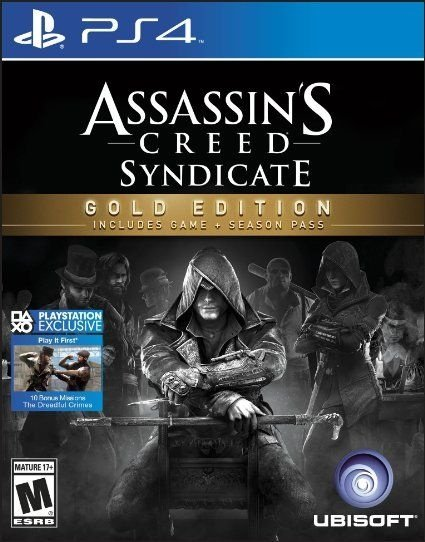 Assassin's Creed: Syndicate Gold Edition [PS4]