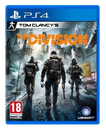 Tom Clancy's: The Division [PS4]