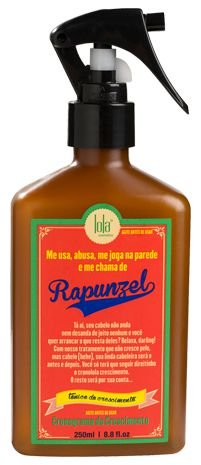 Rapunzel Tonico do Crescimento 250ml - Lola Cosmétics