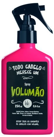 Volumão Spray 250ml - Lola Cosmétics