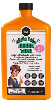 Condicionador Minha Lola Minha Vida 500ml - Lola Cosmétics