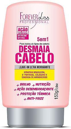 Leave-in Desmaia Cabelo 5 em 1 (Ultra Hidratação) 150ml - Forever Liss