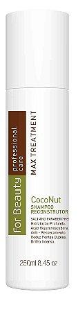 Shampoo Coconut Oil 250ml - For Beauty