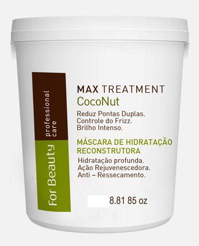 Mascara Coconut Oil 1kg - For Beauty