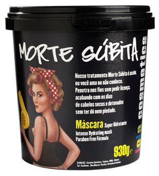 Máscara Morte Súbita 930g - Lola Cosmetics