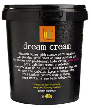Máscara Dream Cream 450g - Lola Cosmetics