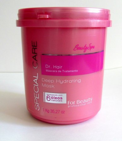 Máscara Dr. Hair (recuperação intensa) - For Beauty