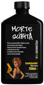 Condicionador Morte Súbita 250ml - Lola Cosmétics