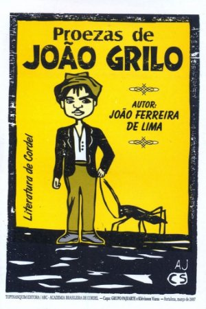 PROEZAS DE JOÃO GRILO