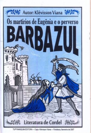 OS MARTÍRIOS DE EUGÊNIA E O PERVERSO BARBAZUL