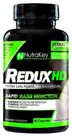 Redux HD (80 Cápsulas) - Nutrakey