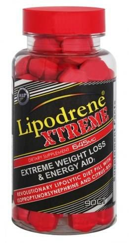 Lipodrene Xtreme 90 Tabletes Hitech