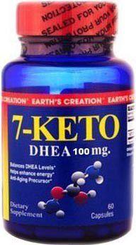 7-keto Dhea - Earth's Creation