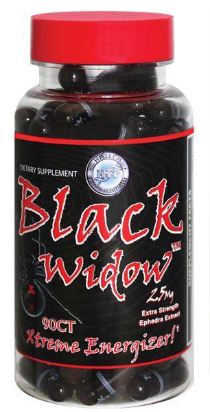 Black Widow (90 Cápsulas) - Hi Tech