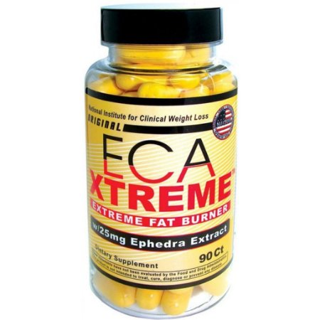 Eca Xtreme 25mg (90 Cápsulas) - American Weight Loss
