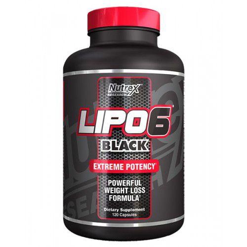 Lipo Black 120 Caps Nutrex
