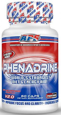 Phenadrine (60 Cápsulas) - APS