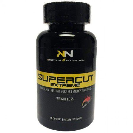 Supercut Extreme (90 Cápsulas) - Kripton Nutrition