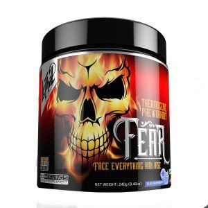 Fear (165g) - Lethal Supplements