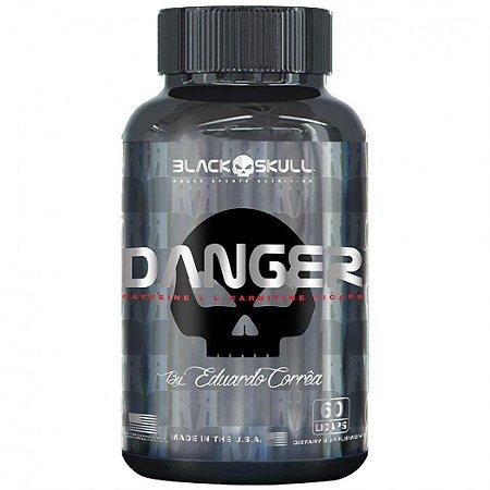 Danger (60 Cápsulas) - Black Skull