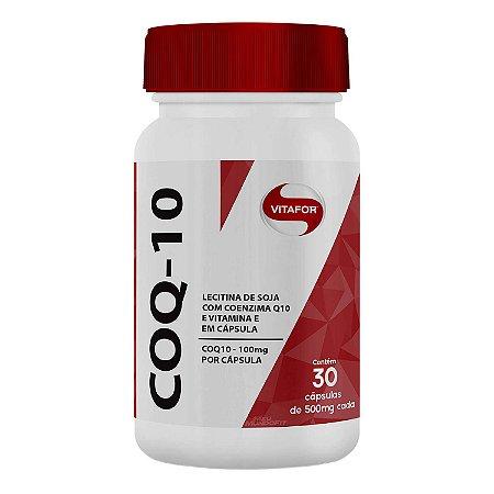 Coq 10 30 cápsulas Vitafor