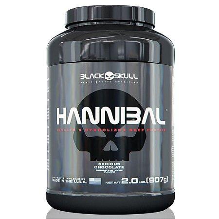 Hannibal (907g) - Black Skull