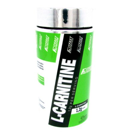 L-Carnitina (60 Cápsulas) - Fit Fast Nutrition
