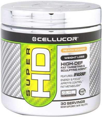 Super HD Powder (180g) - Cellucor