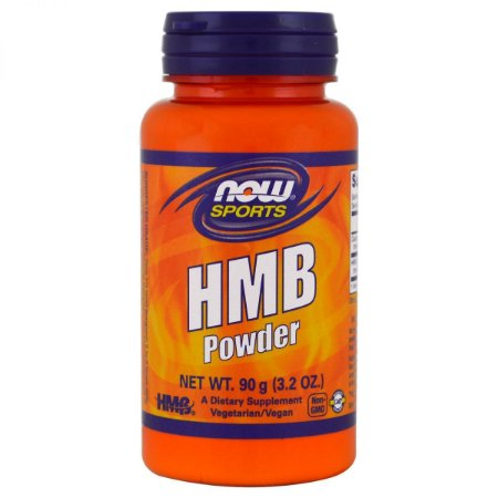 HMB Powder 90g (90 doses) - Now Foods