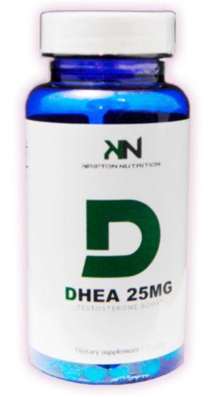 Dhea 25mg (60 Cápsulas) - Kn Nutrition