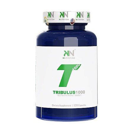Tribulus 1000mg (120 Cápsulas) - KN Nutrition