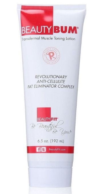 Creme Anticelulite BeautyBum 192ml - BeautyFit