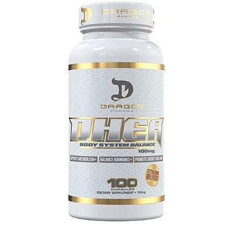 Dhea 100mg (100 Cápsulas) - Dragon Pharma