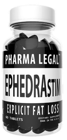 EphedraStim 60 tabletes - Pharma Legal