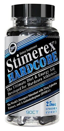 Stimerex Hardcore 90 Tabletes - Hi-Tech