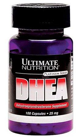 Dhea 25mg (100 Cápsulas) - Ultimate Nutrition
