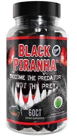 Black Piranha (60 Cápsulas) - Hi-tech