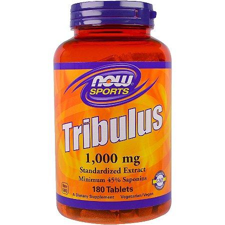 Tribulus 1000mg 180 Tabletes - Now Foods