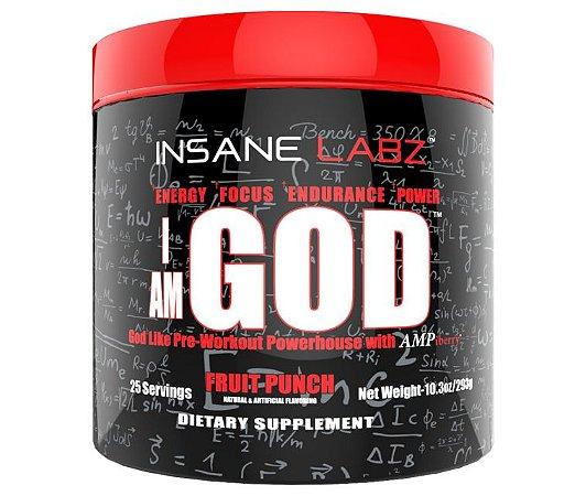 I Am God (293g) - Insane Labz