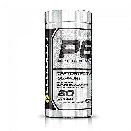 P6 Chrome (60 Cápsulas) - Cellucor