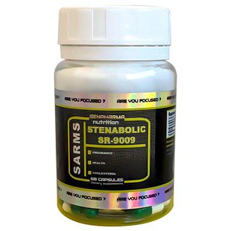 SR-9009 10mg (60 Cápsulas) - GenPharma Nutrition