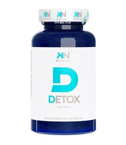 Detox (60 Cápsulas) - Kn Nutrition