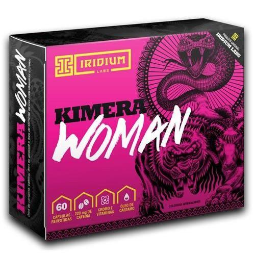 Kimera Woman (60 Cápsulas) - Iridium Labs