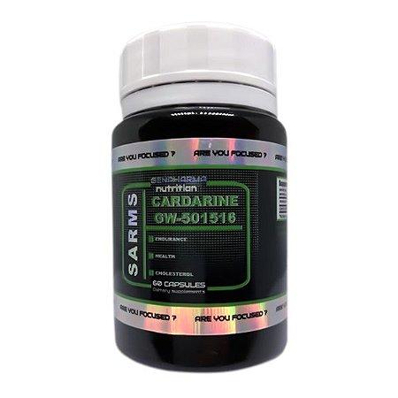 Cardarine 10mg 60 Cápsulas GenPharma Nutrition