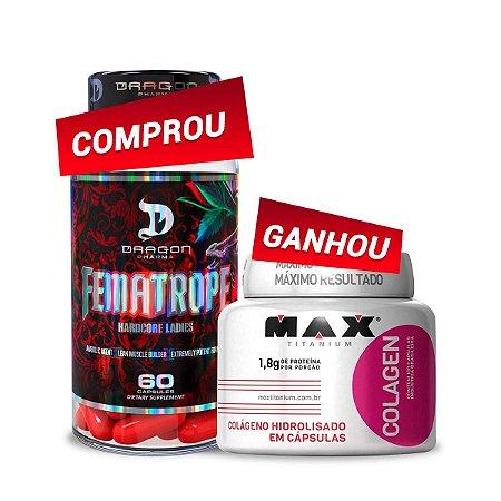 Fematrope Dragon Pharma 60 Cápsulas