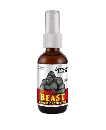 The Beast Natural Anabolic Activator 59,2ml - Ultra Labs