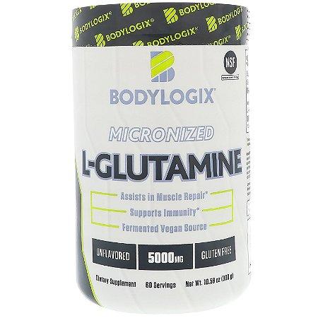 Glutamina Micronizada 60 doses 300g BodyLogix