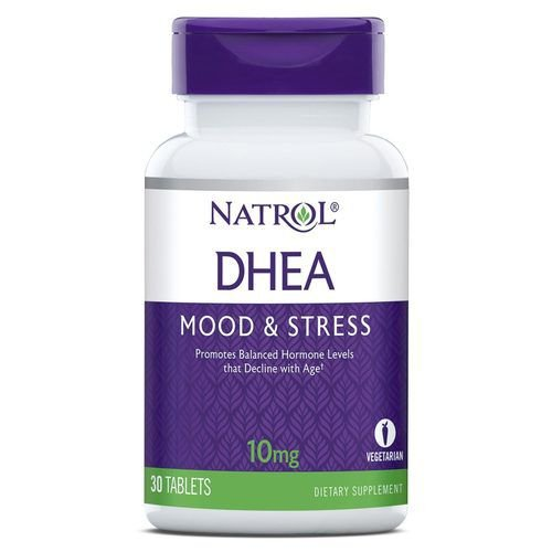 Dhea 10mg 30 Tabletes Natrol