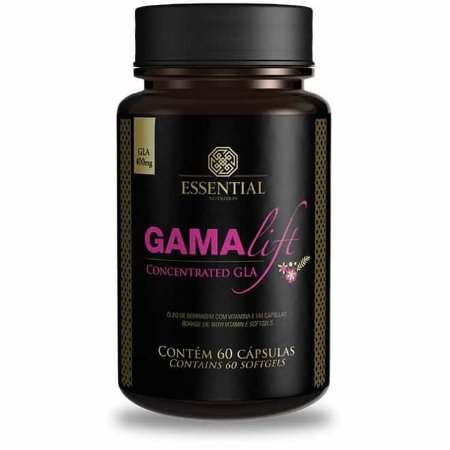 Gama Lift 60 Capsulas Essential Nutrition